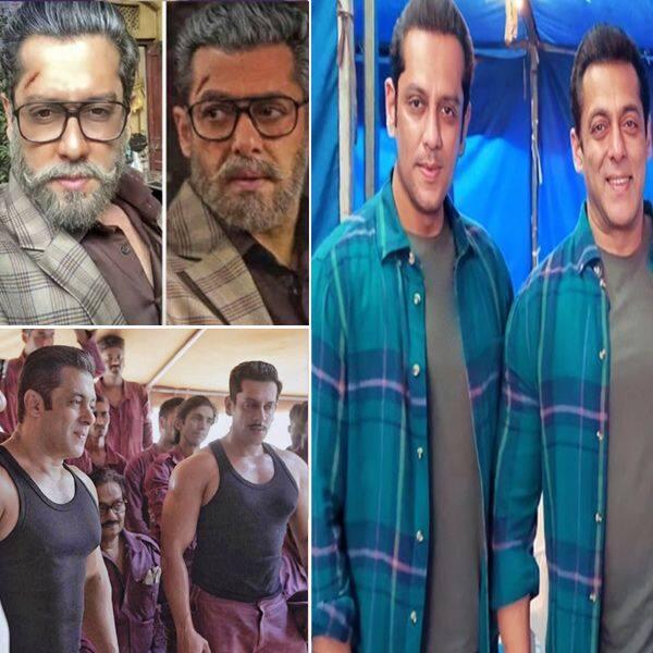 सलमान खान (Salman Khan) के बॉडी डबल हैं परवेज काजी (Parvez Kazi)