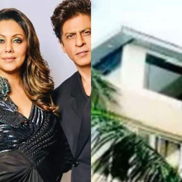 Take a look at Shah Rukh Khan's 3 BHK flat