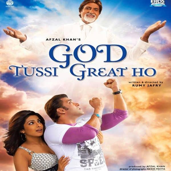 गॉड तुस्सी ग्रेट हो (God Tussi Great Ho)
