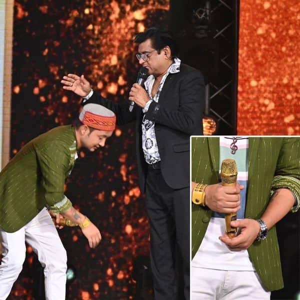 पवनदीप राजन (Pawandeep Rajan) को अमित कुमार ने भी दिया गिफ्ट
