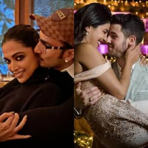 From Deepika Padukone-Ranveer Singh to Anushka Sharma-Virat Kohli: 5 celebrity couples' PDA pictures will restore your faith in love