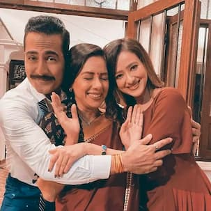 Anupamaa: Sudhanshu Pandey finally addresses rumours of rift with Rupali Ganguly; hints at all not being well