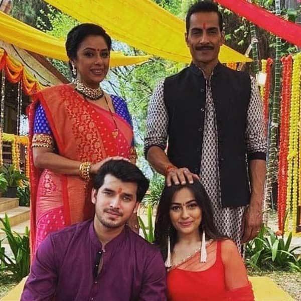 Samar and Nandini's engagement