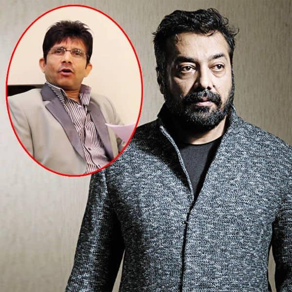 Anurag Kashyap vs KRK