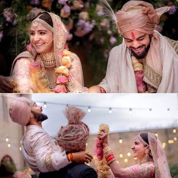 इटली में धूमधाम से हुई थी विराट कोहली और अनुष्का शर्मा (Anushka Sharma) की शादी