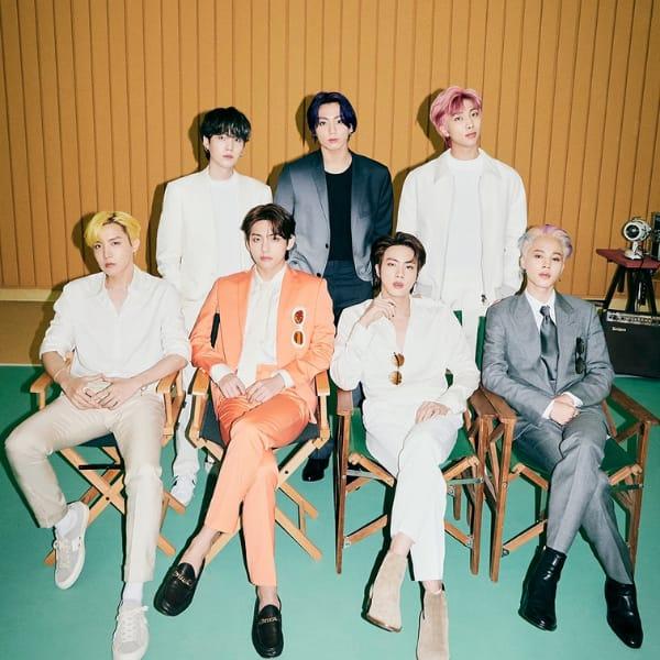 BTS Butter photo teaser teaser