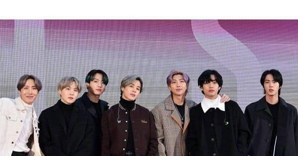All you need to know about the #BTS boys' makeup choices, skincare routines, hair colours and accessories