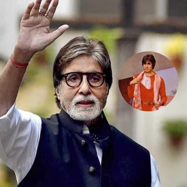 Amitabh Bachchan – Coolie