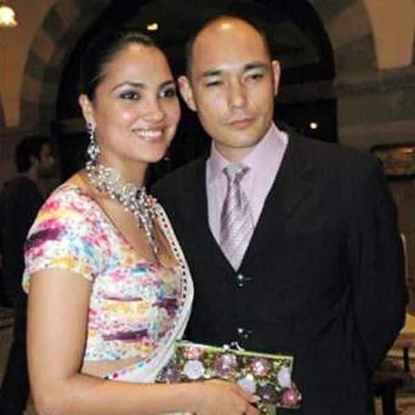 Lara Dutta and Kelly Dorji