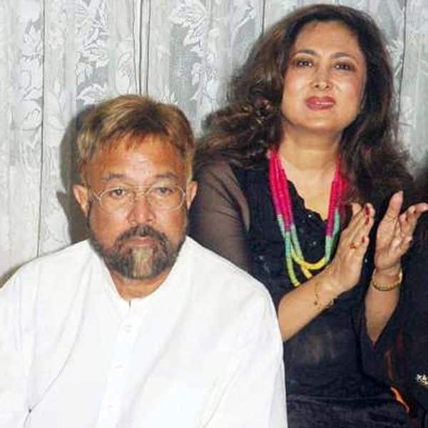 Rajesh Khanna and Anita Advani