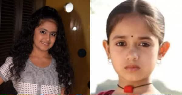Avika Gor, Jannat Zubair, Anushka Sen – 10 child actresses whose transformation will make you go oh-la-la – view pics