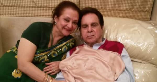 Dilip Kumar hospitalized: Saira Banu shares an important update on the legendary actor's health | Bollywood Life