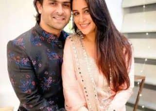 Sasural Simar Ka actress Dipika Kakar and husband Shoaib Ibrahim shine in their Eid photos