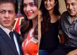 From Shah Rukh Khan-Deepika Padukone to Salman Khan-Katrina Kaif: 5 superhit pairs who'll be reuniting on screen – view pics