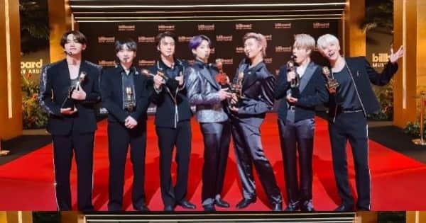 BTS wins BIG at Billboard Music Awards 2021 ahead of the main show; here's how V, Suga, Jungkook, Jin, Jimin, RM, J-Hope reacted