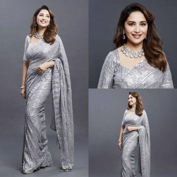 Madhuri looks elegant