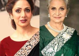 From Sridevi to Waheeda Rehman: 5 Bollywood actresses who played on-screen mothers and lovers to the same actor