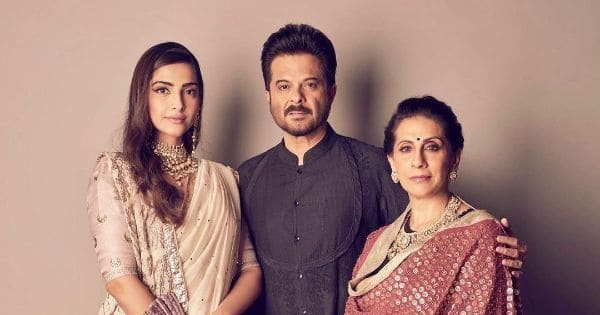 Sonam Kapoor wishes Anil Kapoor-Sunita on their 37th marriage anniversary with priceless throwback pics