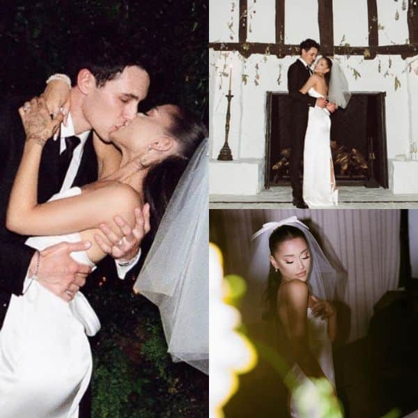 A look at the fairytale wedding pictures