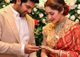 Arya and Sayyeshaa blessed with a baby girl; confirms producer Vishal says 'uncontrollable emotions rite now in midst of shoot'