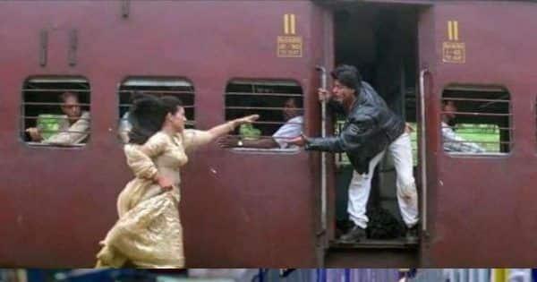 From Kajol to Deepika Padukone – 4 actresses who Shah Rukh Khan ROMANCED at railway stations