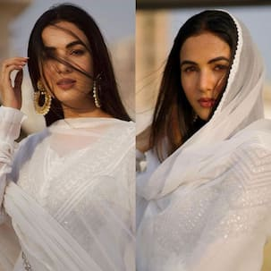 Jannat actress Sonal Chauhan shows her love for white in these pictures