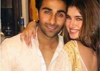 Aadar Jain opens on getting engaged to Tara Sutaria; says, 'We give each other a lot of happiness'