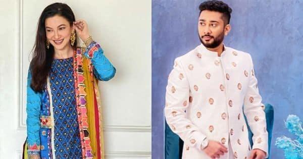 Eid Mubarak: Newly-weds Gauahar Khan and Zaid Darbar deck up in the best of traditional attire