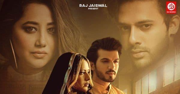 Nia Sharma and Arjun Bijlani look impressive in this melody about betrayal