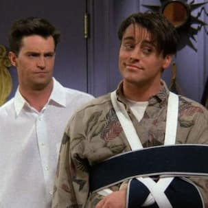 Friends Reunion: Did you know Matt LeBlanc aka Joey had dislocated his shoulder during this ICONIC scene?