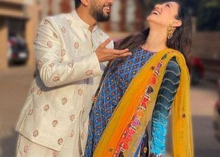 Gauahar Khan and Zaid Darbar look amazing as they celebrate their first Eid together as a couple