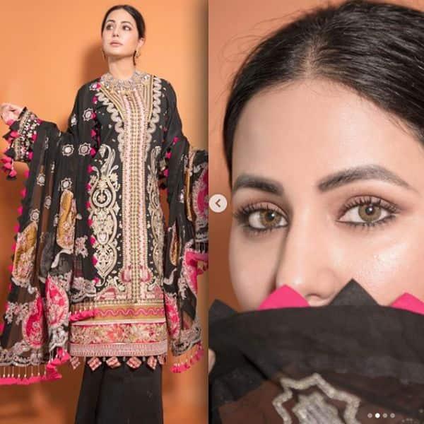 ईद के बाद हिना खान (Hina Khan) ने शेयर की फोटोज