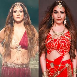 Surbhi Chandna REVEALS Hina Khan had warned her about Naagin 5 – deets inside