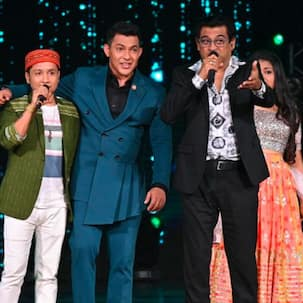 Indian Idol 12: Grand celebration planned to celebrate Kishore Kumar's 100 songs; Amit Kumar to motivate Pawandeep, Arunita Kanjilal and others – view pics