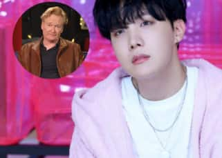 BTS: J-Hope calls Conan O'Brien 'Curtain' and the latter's response is UNMISSABLE
