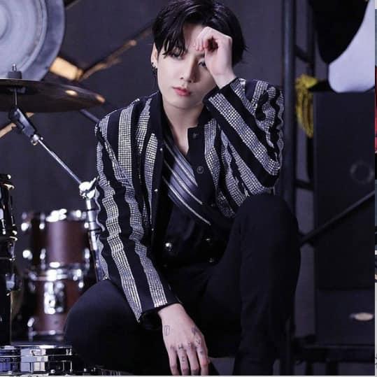Jungkook's a scene-stealer