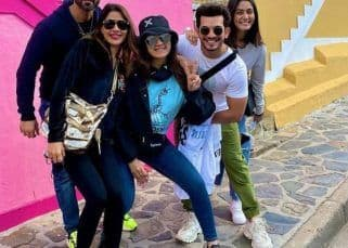 Khatron Ke Khiladi 11: Arjun Bijlani, Rahul Vaidya, Nikki Tamboli and others have fun as they reach Cape Town – view pics