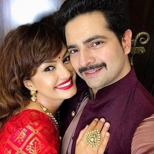 Trouble in Yeh Rishta Kya Kehlata Hai's Karan Mehra and wife Nisha Rawal's paradise? She responds