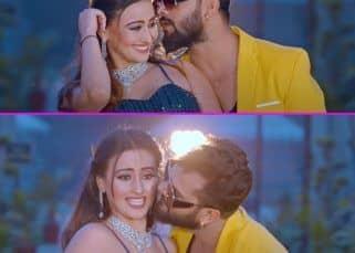 Khesari Lal Yadav के नए भोजपुरी गाने 'Pardesia' पर फिदा हुए फैंस, Shweta Mahra संग लगाए जोरदार ठुमके