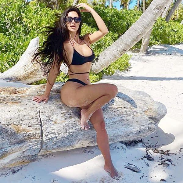 Gorgeous Kim