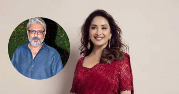 Heera Mandi to reunite Madhuri Dixit and Sanjay Leela Bhansali after about 2 decades! Is a Maar Daala like sequence in the works?