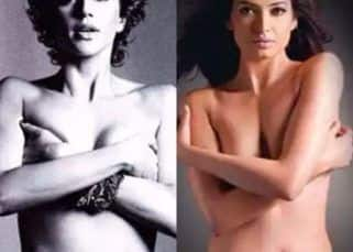 From Karishma Tanna to Mandira Bedi, 7 Indian actresses who created quite a stir by going topless