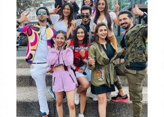 Khatron Ke Khiladi 11: Shweta Tiwari, Abhinav Shukla, Divyanka Tripathi, Arjun Bijlani and others celebrated Eid in Cape Town – view pics