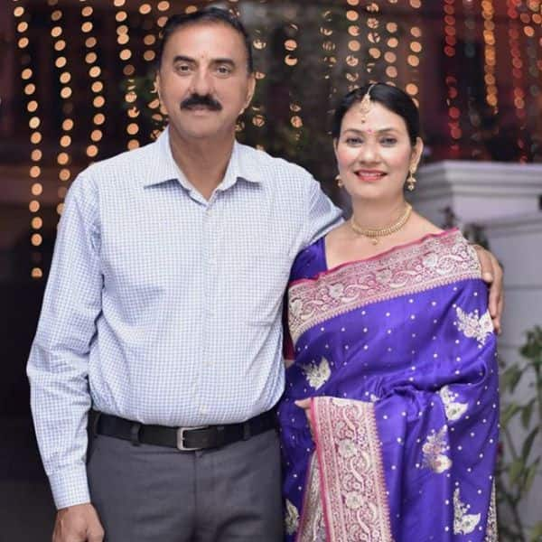 Disha's parents recently completed 31 years of togetherness