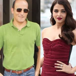 When Akshaye Khanna said he couldn't take his eyes off Aishwarya Rai Bachchan every time he met her – watch video