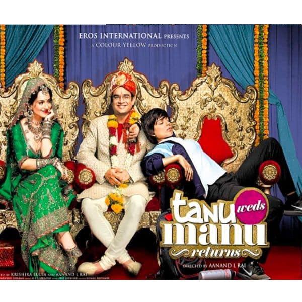 Tanu Weds Manu 2 (2015)