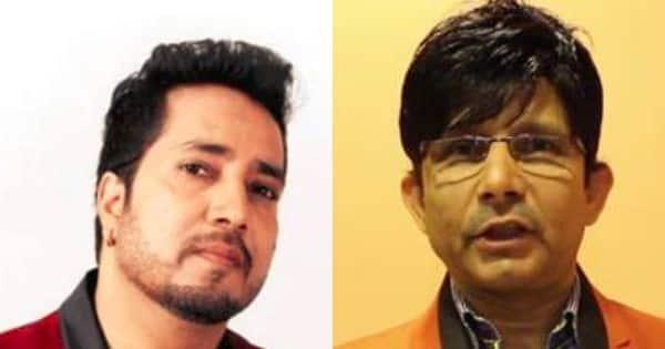 Mika Singh says he'll make song titled KRK Kutta after Salman Khan's defamation suit post KRK's Radhe review