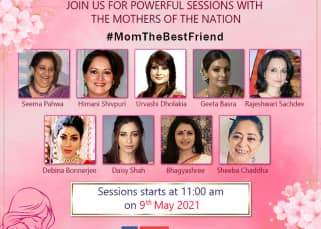 Mother's Day 2021: From Urvashi Dholakia to Bhagyashree to Daisy Shah – 9 superwomen, 9 supermoms, 1 mega event by Zee Digital