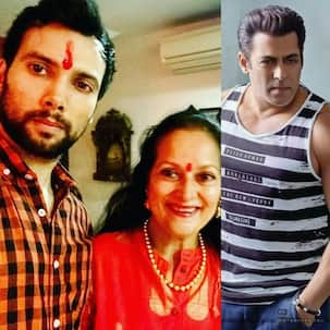 Mother's Day 2021: Himani Shivpuri recalls how her son's mischief reminds her of Salman Khan [EXCLSUVIE VIDEO]
