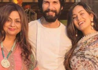 Neliima Azeem reveals how Shahid Kapoor broke the news to her about being in love with Mira Rajput